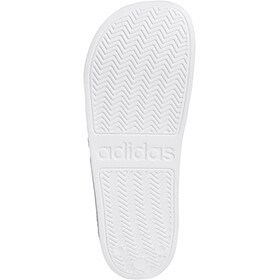 adidas Adilette Shower Slides Heren, footwear white/core black/footwear white